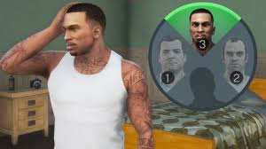 UNLOCK Carl Johnson in GTA 5! (Play as CJ) - YouTube
