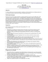 Sample Resume 8 a