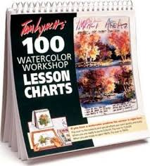 Tom Lynch 100 Watercolor Workshop Lesson Charts Tom Lynchs 100 Watercolor Workshop Lesson Charts Tom