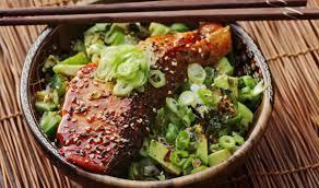 Tidak hairanlah harganya sedikit mahal di pasaran, khasiatnya kaya! Resepi Cara Masak Ikan Salmon Grill Enak Dan Mudah Resepi Pemakanan