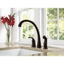 Delta Pilar Kitchen Faucet Delta Faucet 4380 Dst Pilar Polished Chrome One Handle With