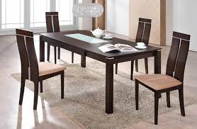 walnut dining room chairs image gallery pics of global furniture ddt dark walnut dining table