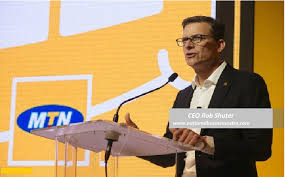 Image result for Pictures  Rob Shuter CEO Of MTN