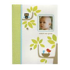 Baby Photo Album Books Baby Memory Book Woodland