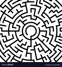 Labyrinth Patterns Custom Inspiration Ideas
