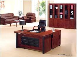 small round office table l shaped executive office table with black desk lamp office furniture small