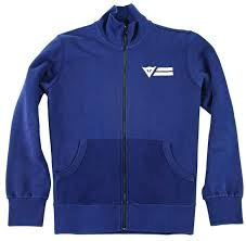 dainese n joy full zip zweat shirt casual clothing blue dainese gloves for reble site