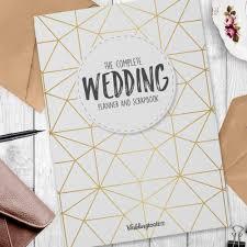 Wedding Planner Book Wedding Planner And Organizer Gold