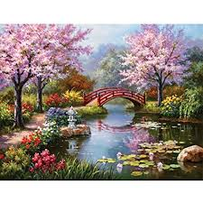 Blxecky <b>5D DIY Diamond Painting</b> By Number Kits,home(57X45CM ...
