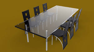 how to model a full dining table set in maya 2016 full tutorial you