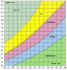 Height To Weight Ratio Height To Weight Ratio Chart Healthinasecond Com