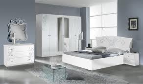 Schlafzimmer Butterfly In Weiß 6 Teilig Modern Design Kaufen Bei