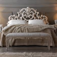 Ornate Bedroom Furniture Ornate Rococo Reproduction Italian Storage Bed Juliettes