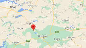 Son dakika haberler: Diyarbakır'da da hissedilen 4 büyüklüğünde deprem