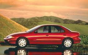 1998 Chevrolet Cavalier - Information and photos - ZombieDrive