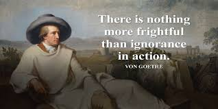Goethe Quotes Adorable 48 Best Johann Wolfgang Von Goethe Quotes Sayings And Quotations