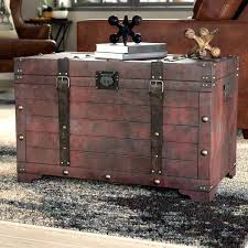 large wooden storage chest forge antique large wooden storage trunk reviews