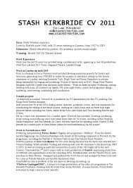 good personal skills for resume resume for study