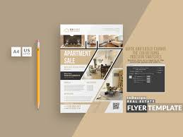 Modern Real Estate Flyer Templates By Amit Debnath Dribbble Dribbble