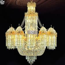 gold font b chandeliers b font minimalist luxury upscale hotel bedroom lamp lamp large crystal lamp