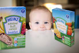 Giới thiệu về bột ăn dặm Heinz vị mặn - Tin Tức VNShop