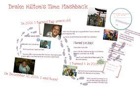 Drake Hilton's Time Flashback by Lakeisha Hilton