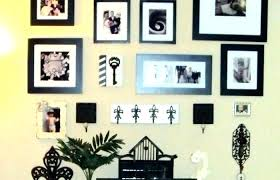 large collage photo frame white wall frames picture family for