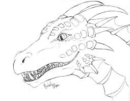 Printable Dragon Coloring Pages Printable Coloring Page For Kids