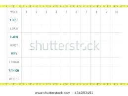 Blank Weight Loss Tracking Chart Donatebooks Co