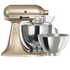 kitchenaid artisan ksm160 stand mixer champagne gold 637 00