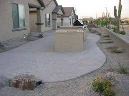 concrete patio designs ideas design