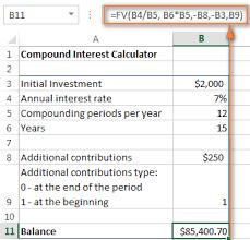 Interest Calculation Spreadsheet Savings Calculator Spreadsheet Csserwis Org