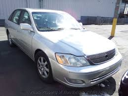 2001 Used Toyota Avalon at Woodbridge Public Auto Auction, VA, IID ...
