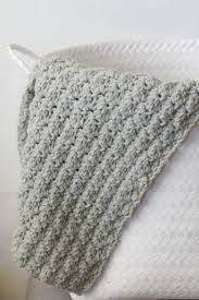 Simple Crochet Blanket Patterns