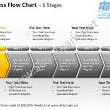 Process Flow Chart Template Powerpoint Free Powerpoint Templates