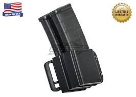 Ar Magazine Holder Tech Industries Revolution AR100 Double Stacked Magazine Pouch w 54