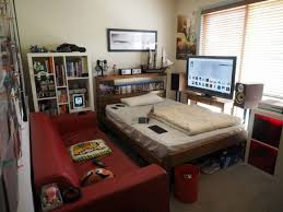 cool bedrooms for gamers. 45 Video Game Room Ideas To Maximize Your Gaming Experience Bedroom E1491362532711 Cool Bedrooms For Gamers A