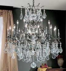 versailles crystal chandelier model no c2628cc