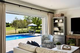 Pool house furniture Rustic Previousnext John Kraemer Sons Medina Pool House John Kraemer Sons