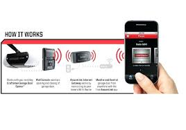 craftsman garage door monitor sensor fluidelectric