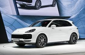 porsche cayenne turbo 2018. plain 2018 2018 porsche cayenne and porsche cayenne turbo