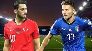 โปรแกรมฟุตบอล ยูโร 2020 คู่แรกคืนนี้ตี 2 อิตาลี ฟาดแข้ง ตุรกี เปิดสถิติ