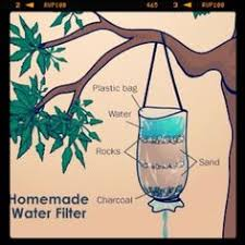 homemade survival water filter. The Apocalypse Waits For No One Part 2 In A Series Homemade Survival Water Filter F