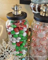 Decorative Glass Candy Jars DIY Christmas Candy Jars Hometalk 69
