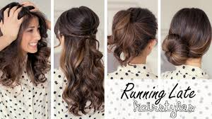 Luxy Hair Style running late hairstyles youtube 4023 by wearticles.com