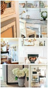 cottage style office. Living And Loving Cottage Style Home Tour Office