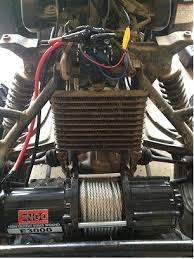 97 kodiak engo winch install yamaha grizzly atv forum click image for larger version solenoidmount jpg views 3557 size 33 5