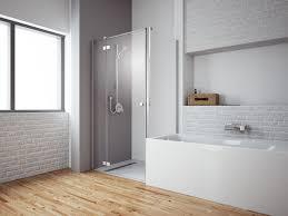 case bathroom with bathtub and shower 1