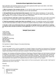 Graduate School Application Resume Sample Resume Letters Job