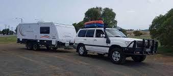 cost to caravan around australia